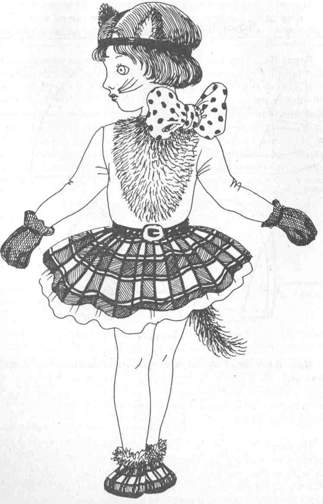 Рисунок для девочки своими руками