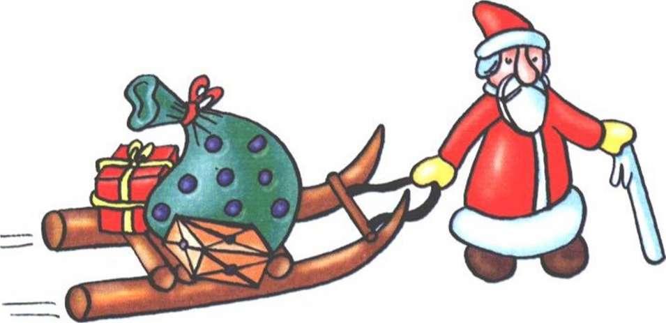 Игру Про Деда Мороза