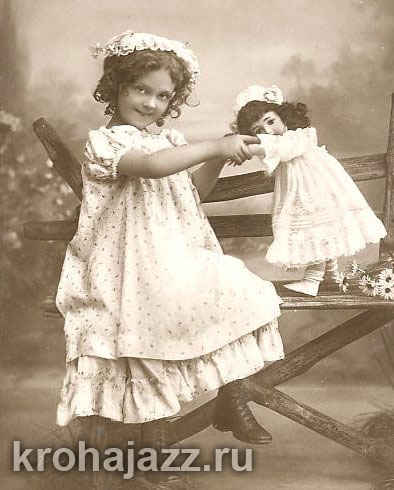 ребенок и великан фото